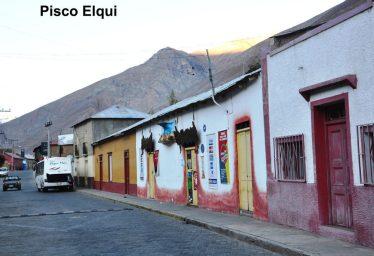 Village de Pisco Elqui (1 200 m)