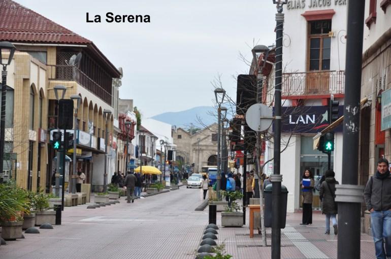 Centre de La Serena