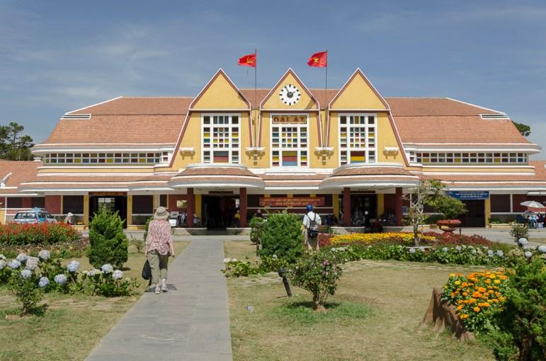 Gare de Dalat (1932)