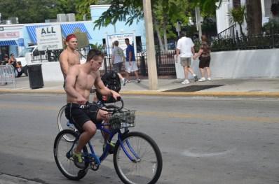 Le vélo, ça maintient la forme