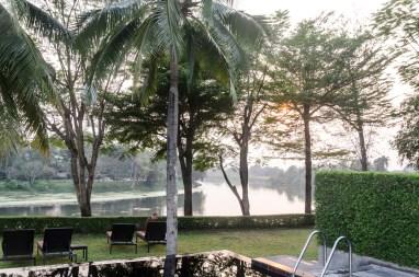 Notre hôtel à Kanchanaburi, U Inchantree