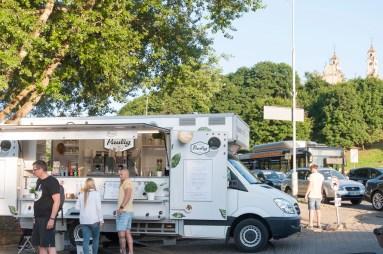 Street food market, vendredi et samedi