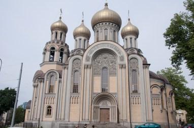 Eglise des Romanov
