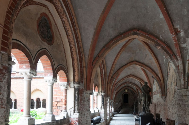 cloitre de la cathédrale