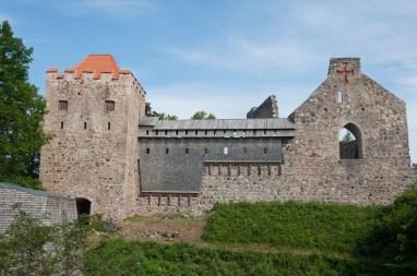 Château fort de Sigulda