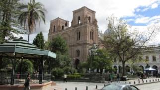 Place de la cathédrale, Cuenca