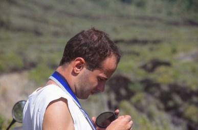 Au pied du volcan de Grande Comores