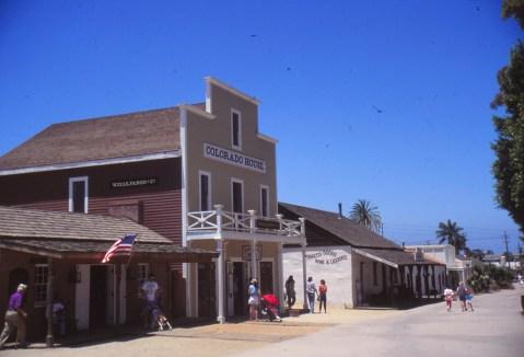 Old city, San Diego
