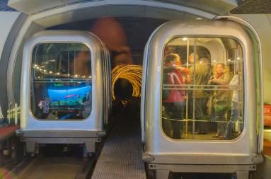 Tunnel touristique du Bund 4