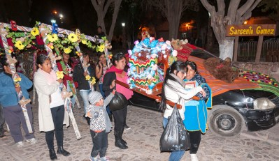 Procession nocturne, Humahuaca