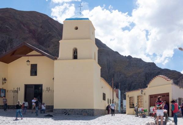 L'église de Iruya