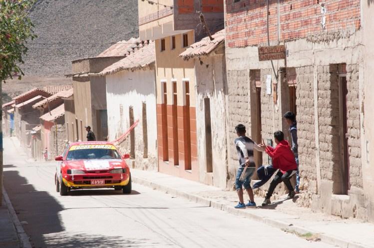 Bol 3040 rally à Tarabuco