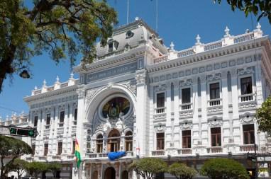 Sucre bâtiment officiel