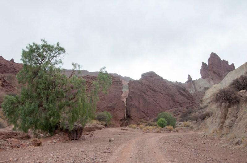 Tupiza canion del inca