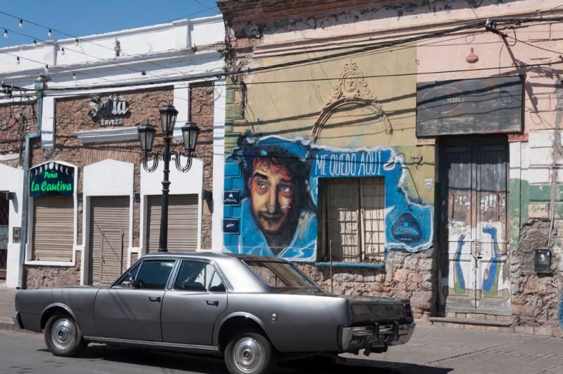 Une rue de Salta