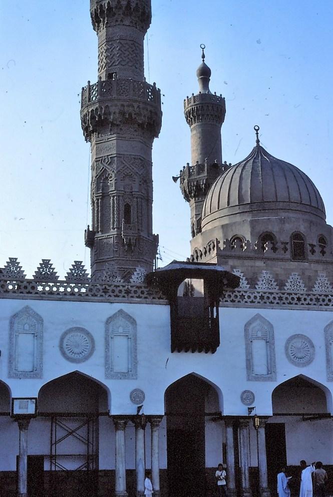 Le Caire Mosquée