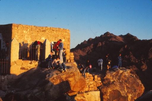 Mt Sinaï