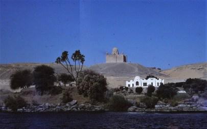 tombeau de l'Aga Khan