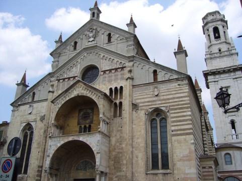 Vérone basilique 12ème siècle