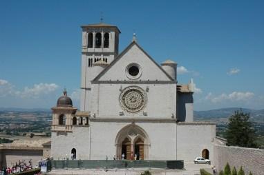 Assise Basilique St François