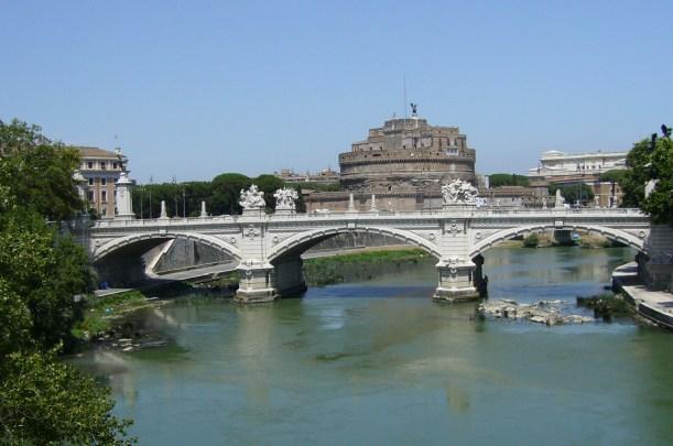 Rome S Angelo