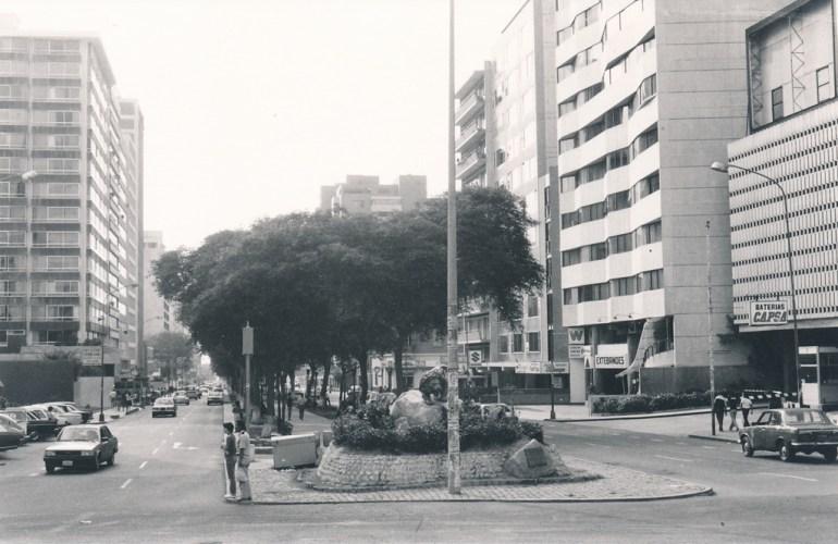 Lima, quartier de Miraflores