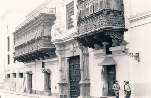 Centre colonial, Lima