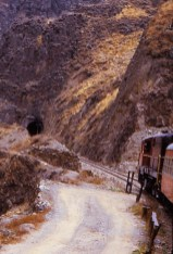 Train Lima La Oroya