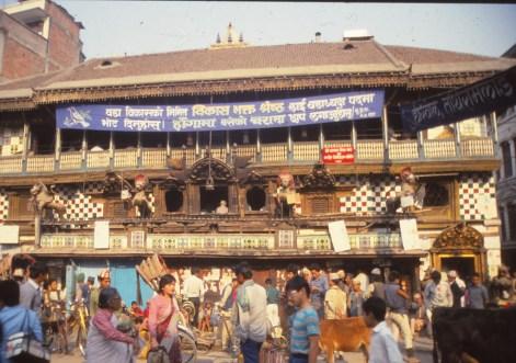 Palais royal, Katmandhou