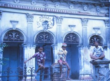 Bangladesh Sanargaon cité mogole