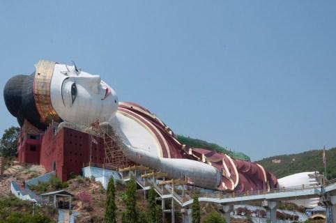 Les bouddhas Win Sein