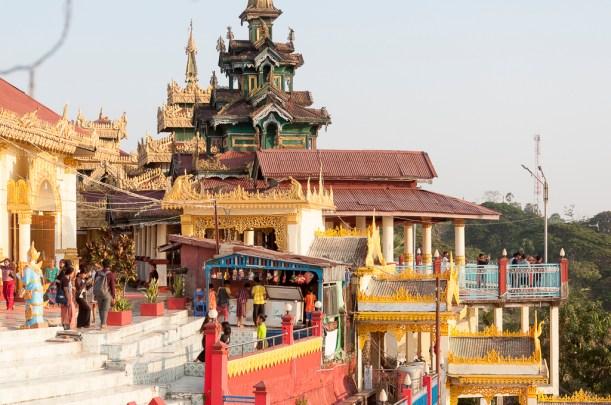 Kyaikthanlan pagoda