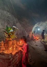 grotte de Kayone Goo près de Mawlamyaïne