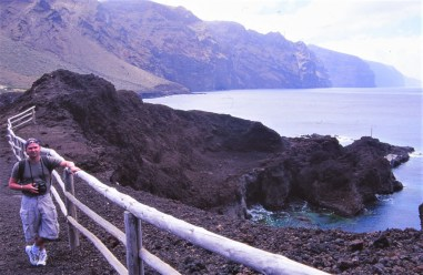 Tenerife, la cote