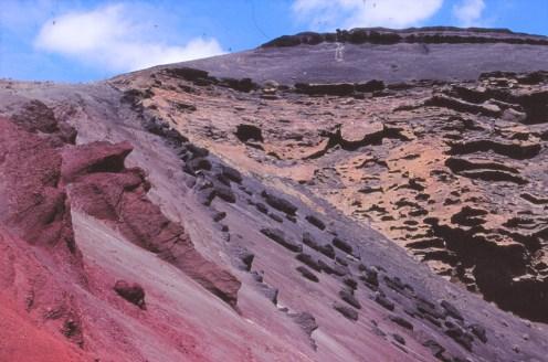 Lanzarote, parc des volcans