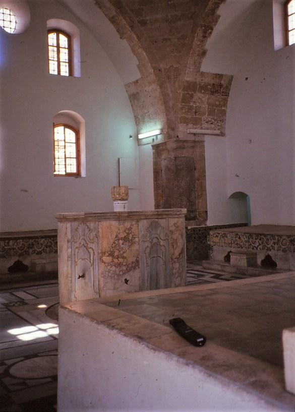 safed : la synagogue