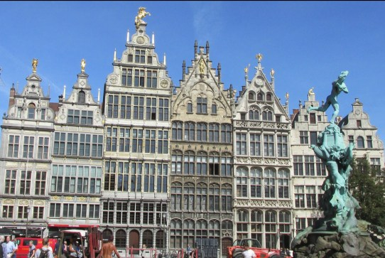 Anvers Grand Place