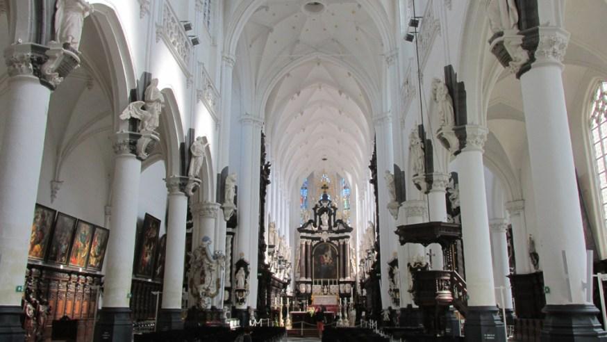 Anvers St Boromée