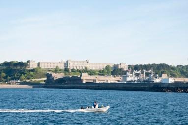 Brest: la base militaire