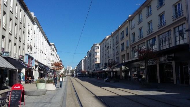 Brest rue de Siam