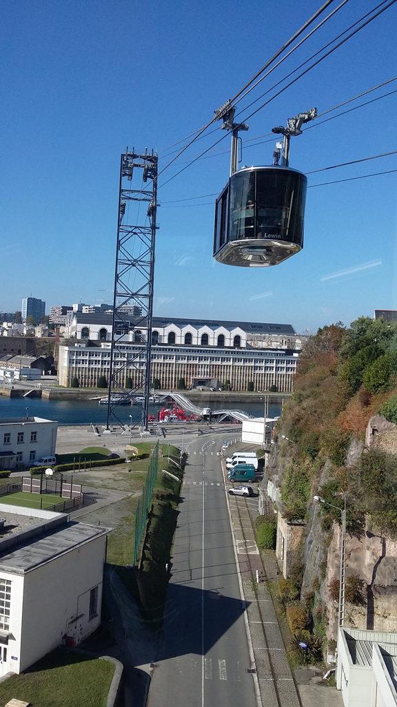 Brest téléphérique