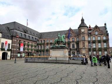 Düsseldorf vieille ville