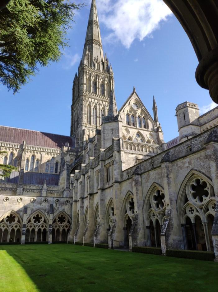 Salisbury cathédrale