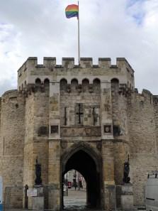 Southampton porte d'entrée