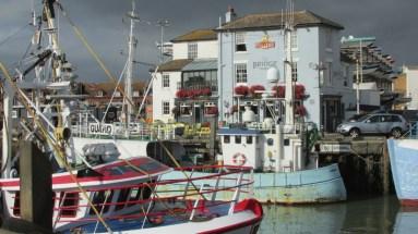 Portsmouth: le port