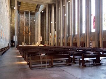 Brest intérieur de la cathédrale