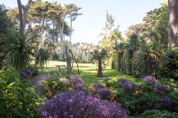 Ile de Batz jardin Delasselle
