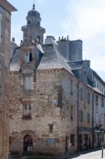 Vieille maison de Landerneau