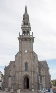 Ouessant, église de Lampaul