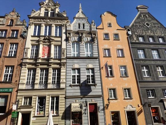 Gdansk vieille ville